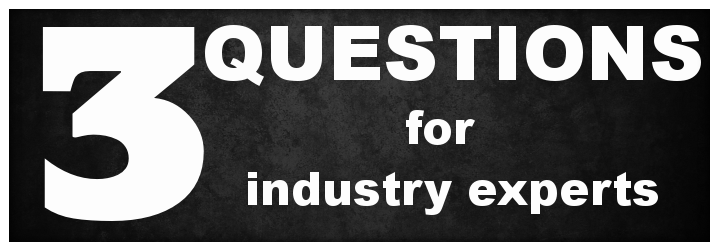 3 Questions for Industry Leaders